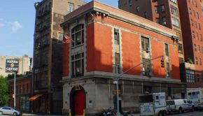 Hook & Ladder No. 8's firehouse